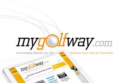 MyGolfWay, portal online de noticias de golf