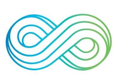 PURE, el Filtro de Plasma. Diseño del logotipo